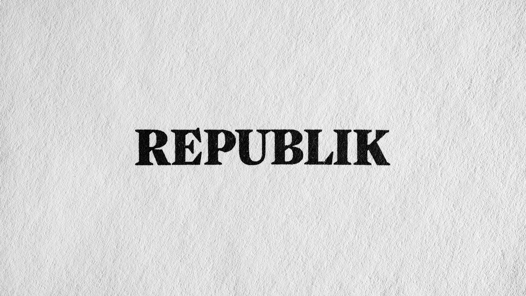 Logo Republik